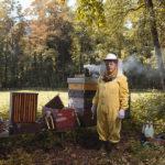 Pietro Ventura, apicoltore