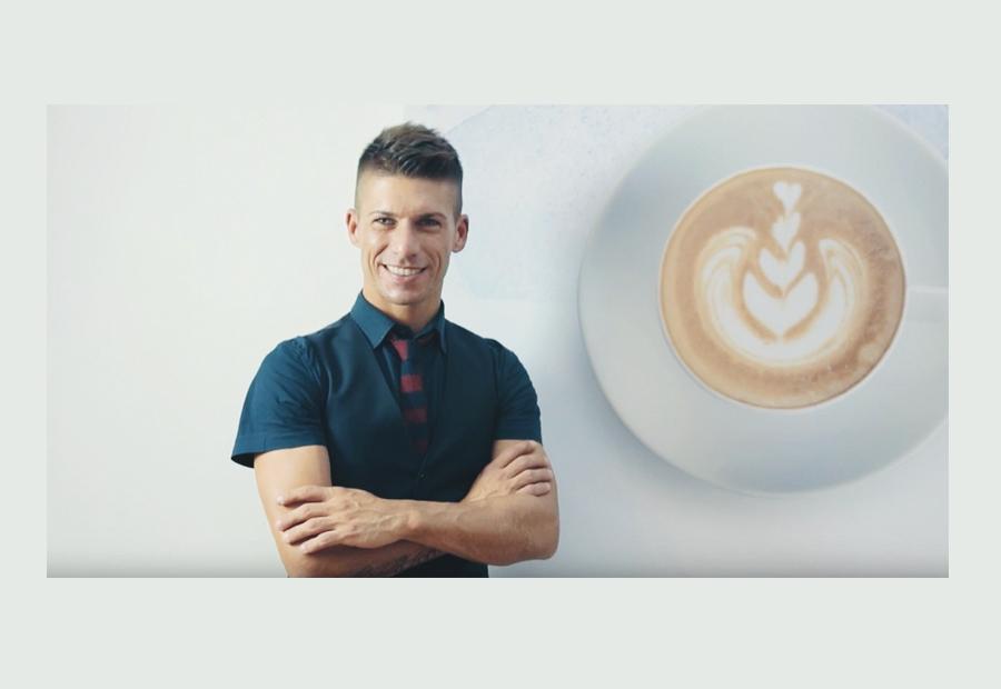 Vanzan foto video hausbrandt caffè