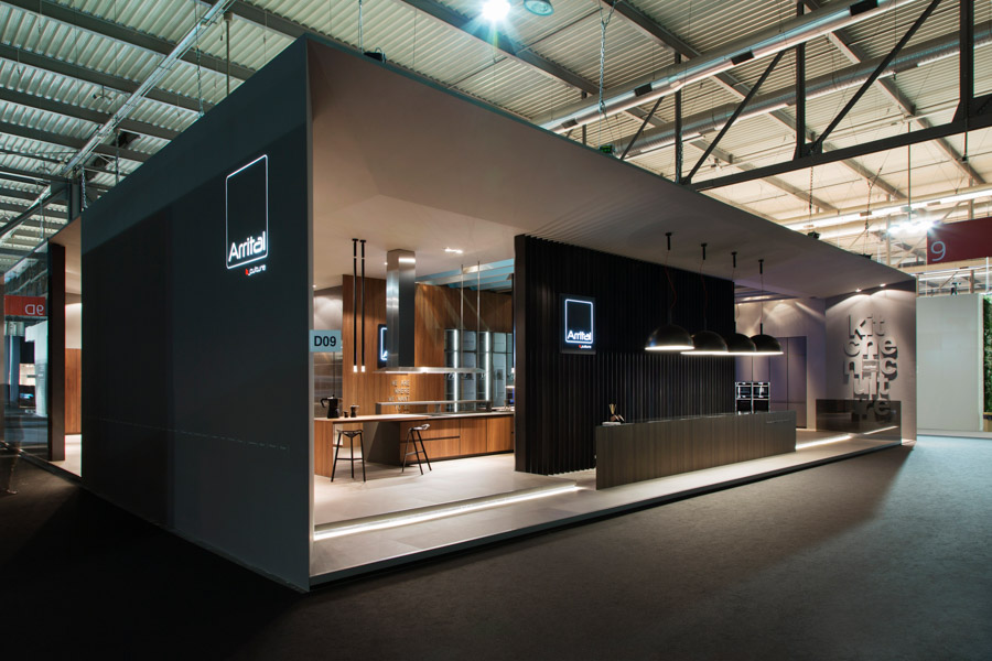 Arrital foto salone del mobile architettura Alessandro Venier