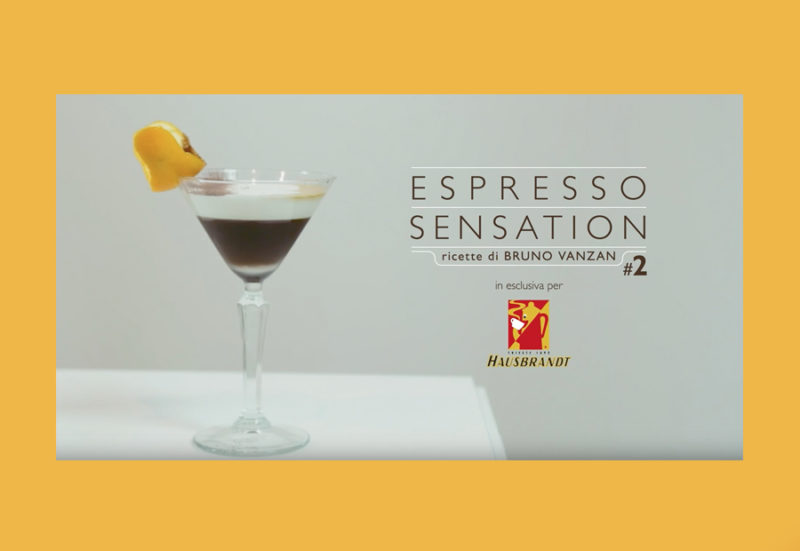 Ricette Bruno Vanzan foto e video hausbrandt caffè