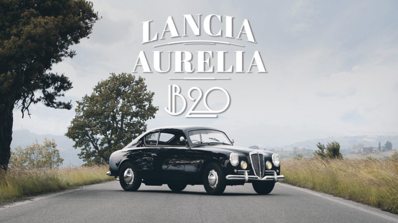 lancia aurelia photography alessandro venier b20 video