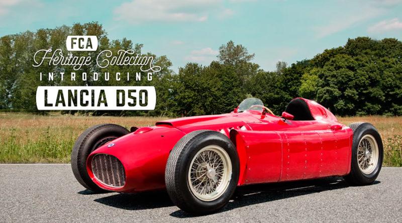 Lancia d50 FCA ©Venier Photography Lancia