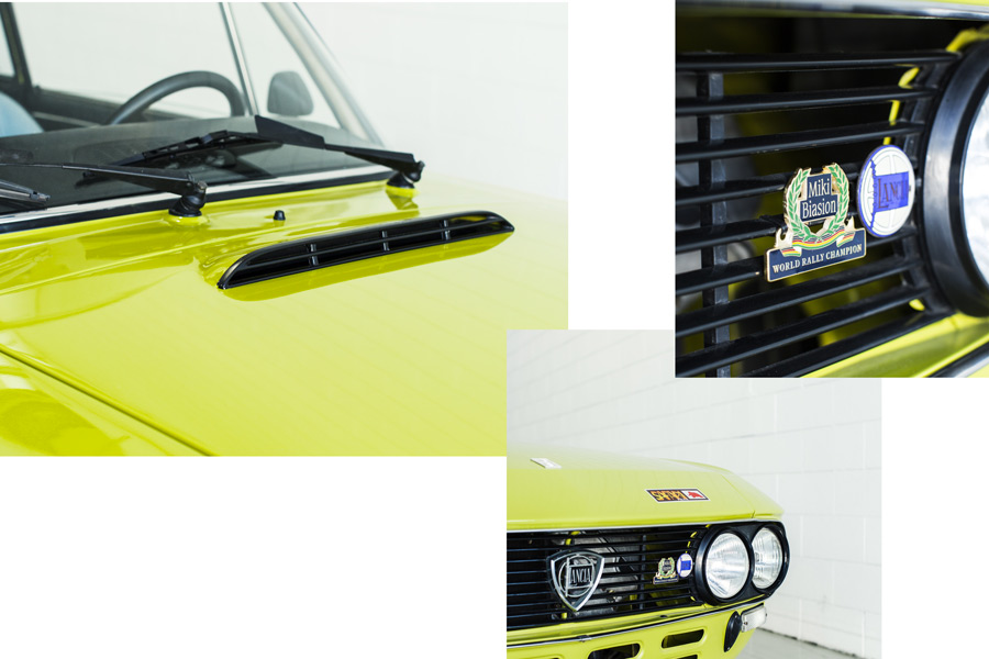iasion Lancia Fulvia @Venier