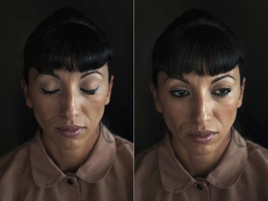 Portraits foto ritratti Alessandro Venier Photography