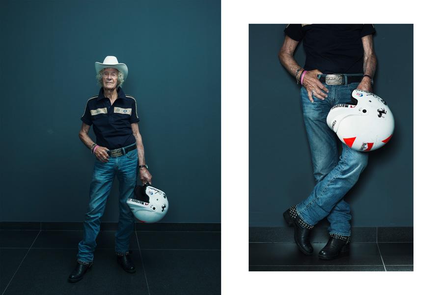 Arturo Merzario @Venier Mille miglia FCA photoraphy